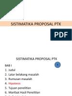 5 Sistematika Proposal PTK.pptx