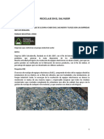 Procesos de Reciclaje en ESA