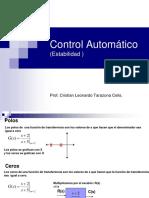Clase de Control Automatico Octubre