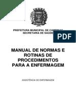 Livro - Manual de Normas e Rotinas de Procedimentos para a Enfermagem 2,5.pdf