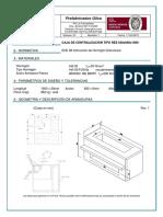 GILVA Ficha Caja de Centralizacion 1000