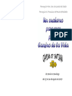 Cuaderno Camino de Santiago