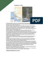 Historia de La Electricidad en El Perú