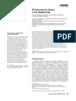 SEM-Lectura 4-3- El Laboratorio Clínico y Las Dislipidemias