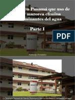 Atahualpa Fernández - Exponen en Panamá Que Uso de Paja y Mazorca Elimina Contaminantes Del Agua, Parte I