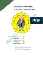 2014 2015 XI IPS2 Crisiana, Fredy, Deny, Tanu Program Linear
