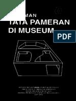 PEDOMAN TATA PAMERAN DI MUSEUM.pdf