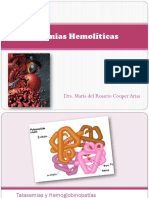 Clase 5. Anemias Hemolíticas2