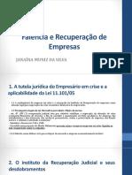 Recuperação de Empresas 2018 (1)