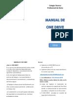 Manual de One Drive