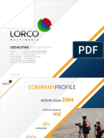 Lorco Multimedia - Safety Video