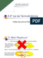 Termodinâmica 1ª e 2ª Leis