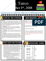 Weekly Update November 1st.pptx