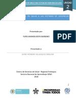 Acciones Durante La Valoración Clínica Integral de Las Victimas