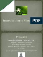 Mindfulness Presentation