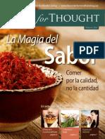 Mindfulness eating español