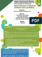 Ley de Obra Publicas.