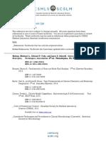 TextbookReferenceList MLA 2017