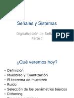 Digitalizacion de Señales
