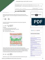 Kapasitas Buffer (Pengayaan Untuk Kimia SMA) - Urip Dot Info