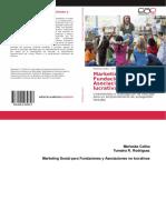 Libro Marketing Social para Fundaciones y Asociaciones no lucrativas