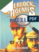 Sherlock Homles Puzzle