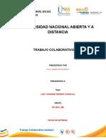 Formato Entrega Trabajo Colaborativo Unidad I -2016 (1) (1) QUIMICA GENERAL