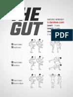 Gut Workout