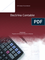 Doctrina Contable - Manual PROESAD-UPeU