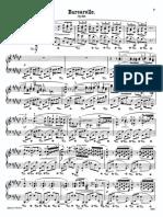 Frederic Chopin - Barcarolle in F-sharp, Op. 60