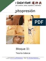 Digitopresion - Bloque II - Teoria Basica
