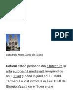 Gotic - Wikipedia