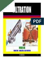 Filtration 2014
