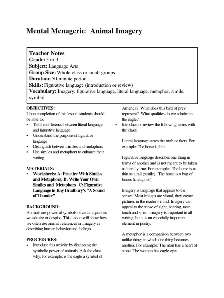 Imagery Resources And CBT Worksheets | Psychology Tools