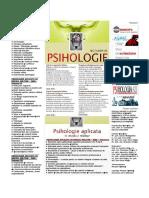 Psihologie Aplicata in Mediul Militar