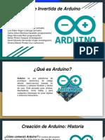 Clase Invertida de Arduino