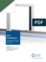 Kht Brochure Profilescan En