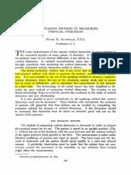 06 Silverman 1953 the Speaking Method in Measuring Vertical Dimension