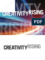 creativity rising
