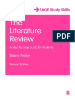The Literature Review a Step by Step Guide for Students