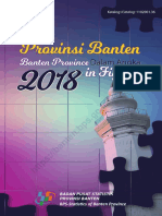 Provinsi Banten Dalam Angka 2018