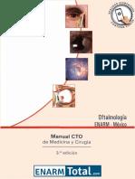 Oftalmología CTO