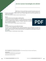 Impacto Etico de La Nuevas Tecnologias Geneticas (PAPER)