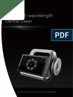 S1 Blue Dental Laser System 470nm+980nm+650nm