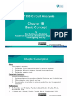Chapter 1B Basic Concept