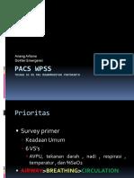 PACS WPSS