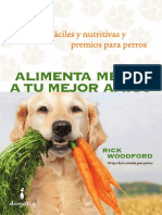 Alimenta Mejor a Tu Amigo - Luis Woodford