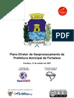Plano Diretor Geoprocessamento da Prefeitura de Fortaleza (versão final)