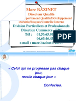 Cours MBA Master 2 2010