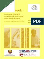 SPEED - Legal Fremework on Rural Land Edition III English (SC160812) VF